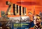 Zulu - German Movie Poster (xs thumbnail)