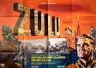 Zulu - German Movie Poster (xs thumbnail)