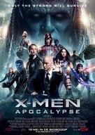 X-Men: Apocalypse - Dutch Movie Poster (xs thumbnail)