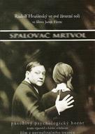 Spalovac mrtvol - Czech DVD cover (xs thumbnail)
