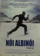 Nói albínói - Danish Movie Poster (xs thumbnail)