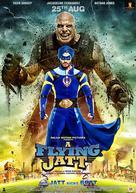 A Flying Jatt - Indian Movie Poster (xs thumbnail)