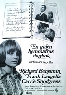 Diary of a Mad Housewife - Swedish Movie Poster (xs thumbnail)