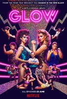 """GLOW"" - British Movie Poster (xs thumbnail)"