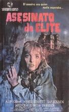 Murder Elite - Spanish Movie Cover (xs thumbnail)