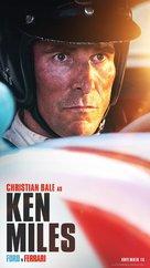 Ford v. Ferrari - Movie Poster (xs thumbnail)