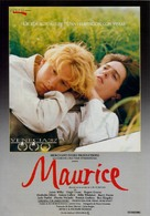 Maurice - Spanish Movie Poster (xs thumbnail)