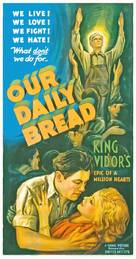 Our Daily Bread - Movie Poster (xs thumbnail)