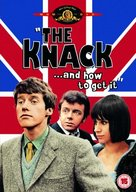 The Knack ...and How to Get It - British DVD cover (xs thumbnail)