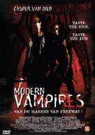Modern Vampires - Dutch DVD cover (xs thumbnail)