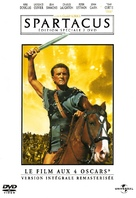 Spartacus - French Movie Cover (xs thumbnail)