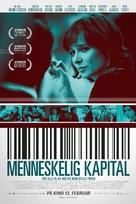 Il capitale umano - Norwegian Movie Poster (xs thumbnail)