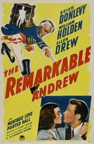 The Remarkable Andrew - Movie Poster (xs thumbnail)
