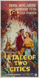 A Tale of Two Cities - British Movie Poster (xs thumbnail)