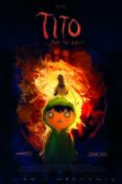 Tito e os Pássaros - Movie Poster (xs thumbnail)