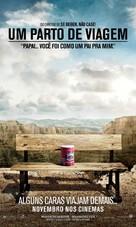 Due Date - Brazilian Movie Poster (xs thumbnail)
