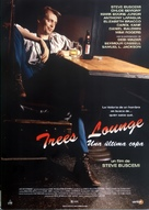 Trees Lounge - Spanish Movie Poster (xs thumbnail)
