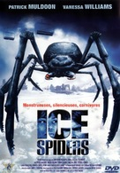Ice Spiders - French Movie Cover (xs thumbnail)