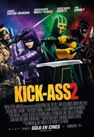 Kick-Ass 2 - Argentinian Movie Poster (xs thumbnail)