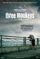 Uc maymun - Movie Poster (xs thumbnail)