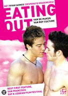 Eating Out - Dutch Movie Cover (xs thumbnail)
