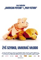 The Rules of Attraction - Polish Movie Poster (xs thumbnail)