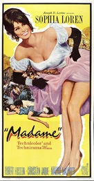 Madame Sans-Gêne - Movie Poster (xs thumbnail)