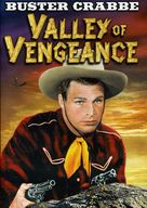 Valley of Vengeance - DVD movie cover (xs thumbnail)