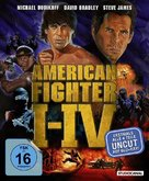 American Ninja - German Movie Cover (xs thumbnail)