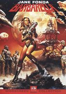 Barbarella - DVD cover (xs thumbnail)