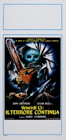Friday the 13th: A New Beginning - Italian Movie Poster (xs thumbnail)
