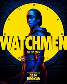 """Watchmen"" - Polish Movie Poster (xs thumbnail)"