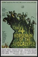 The Four Horsemen of the Apocalypse - Movie Poster (xs thumbnail)