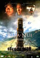 Rapa Nui - Spanish Movie Poster (xs thumbnail)