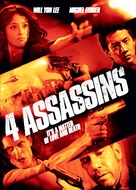 Four Assassins - DVD cover (xs thumbnail)