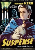 The Innocents - Italian DVD movie cover (xs thumbnail)
