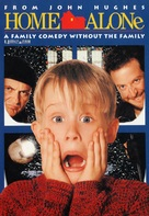 Home Alone - South Korean DVD cover (xs thumbnail)
