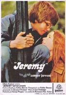 Jeremy - Spanish Movie Poster (xs thumbnail)