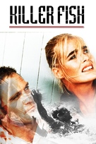 Killer Fish - DVD movie cover (xs thumbnail)