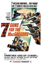 Sette pistole per i MacGregor - Movie Poster (xs thumbnail)