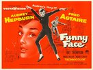 Funny Face - British Movie Poster (xs thumbnail)