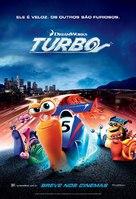Turbo - Brazilian Movie Poster (xs thumbnail)