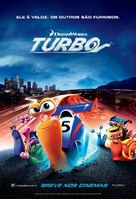 Turbo - Brazilian Movie Poster (xs thumbnail)