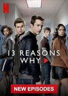 """Thirteen Reasons Why"" - Movie Cover (xs thumbnail)"