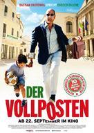 Quo vado? - German Movie Poster (xs thumbnail)