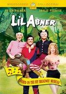 Li'l Abner - Movie Cover (xs thumbnail)