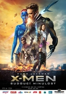 X-Men: Days of Future Past - Czech Movie Poster (xs thumbnail)