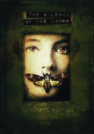 The Silence Of The Lambs - DVD movie cover (xs thumbnail)