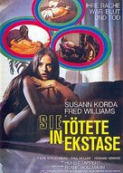 Sie tötete in Ekstase - German Movie Poster (xs thumbnail)