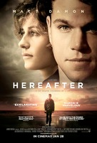 Hereafter - British Movie Poster (xs thumbnail)